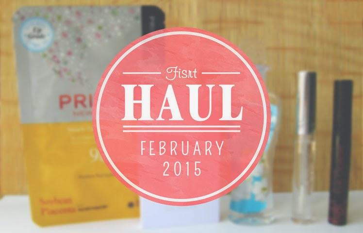 Haul February 2015