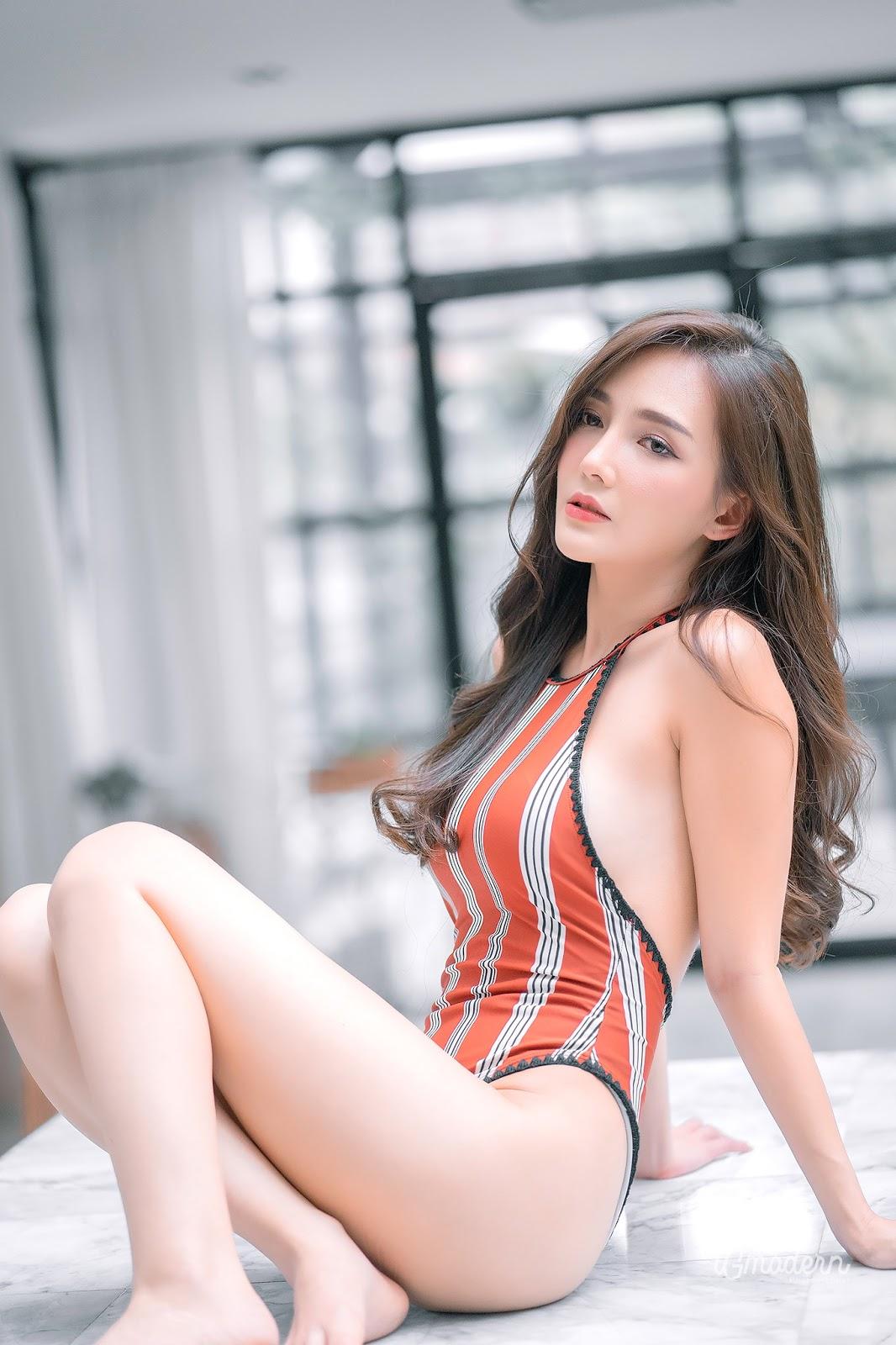 Thailand Beautyful Girl Pic No.268 ||  Rossarin Klinhom