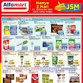 Katalog Promo JSM Alfamart Periode 21 - 23 Februari 2020