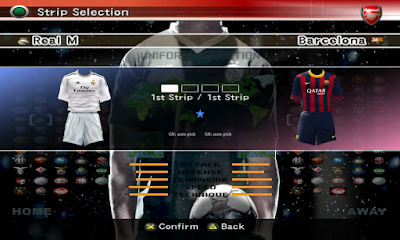 PES 4 FWPatch Season 2015/2016