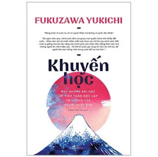 Sách về tinh thần độc lập tự cường Khuyến Học - Bìa Cứng ebook PDF-EPUB-AWZ3-PRC-MOBI