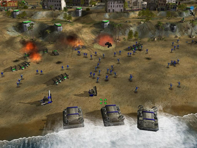 GRATUIT COMMAND AND CONQUER GENERALS HEURE H