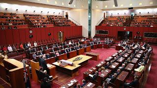 Suspicion of corruption in Australia