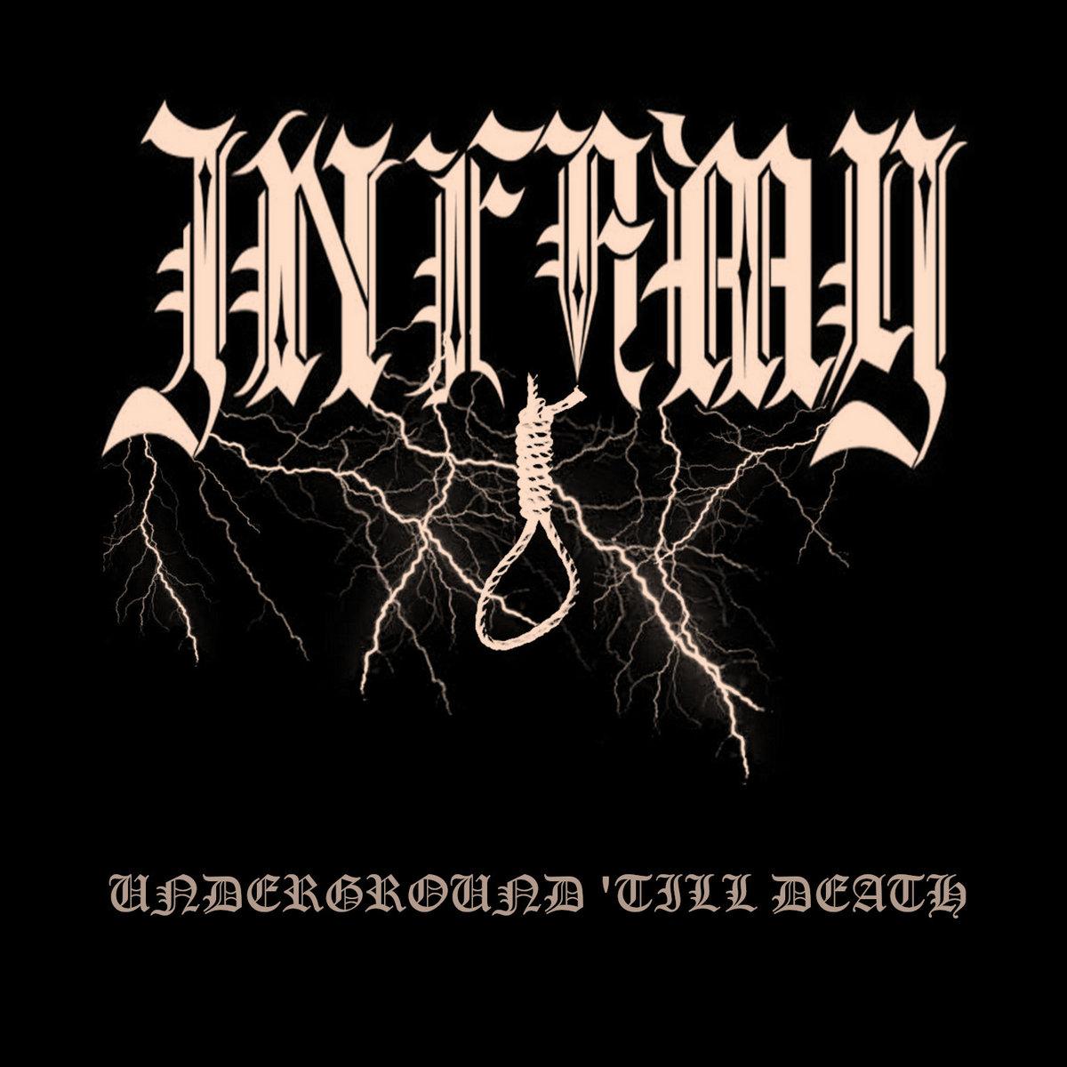 Infamy undergroud 'till death review le scribe du rock