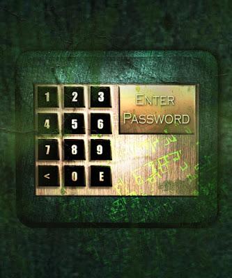 Sistem keamanan kode pin