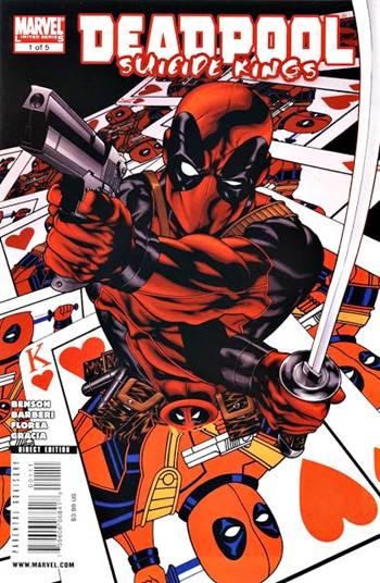 Suicide Kings es uno de los mejores cómics de Deadpool