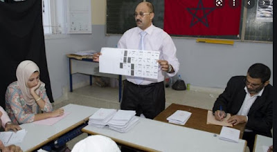 عاجل:تصدر حزبا الأصالة و المعاصرة و التجمع الوطني للأحرار ، الإنتخابات البرلمانية الدائرة المحلية وجدة أنجاد.