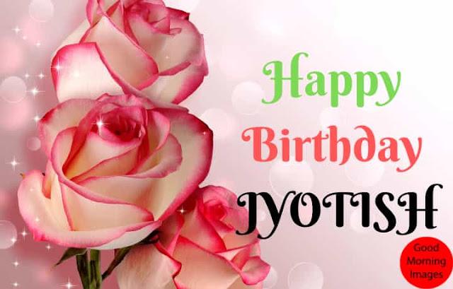 Birthday images with name joyotish