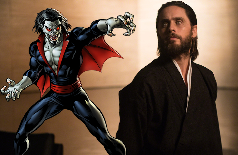 Morbius: O Vampiro Vivo | Jared Leto vai estrelar o derivado do Homem-Aranha