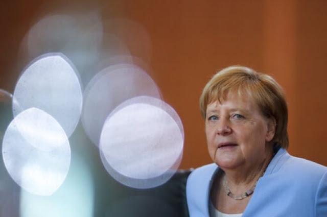 Μέρκελ: Η γερμανική οικονομία μπαίνει «σε δύσκολη φάση»