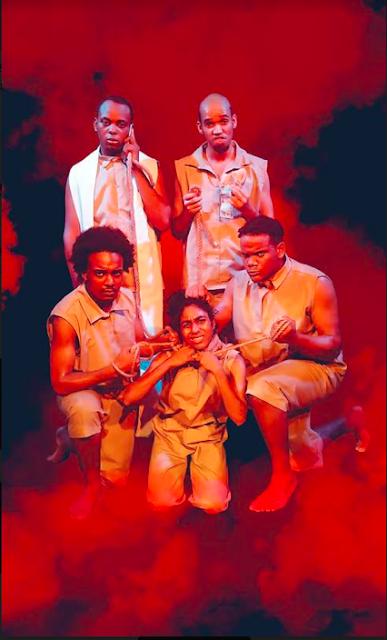 """Teatro a la Mala presenta """"La fábula de los 5 caminantes"""""""
