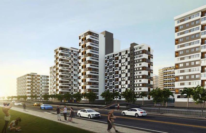 Chung cư  Smart City Long Biên