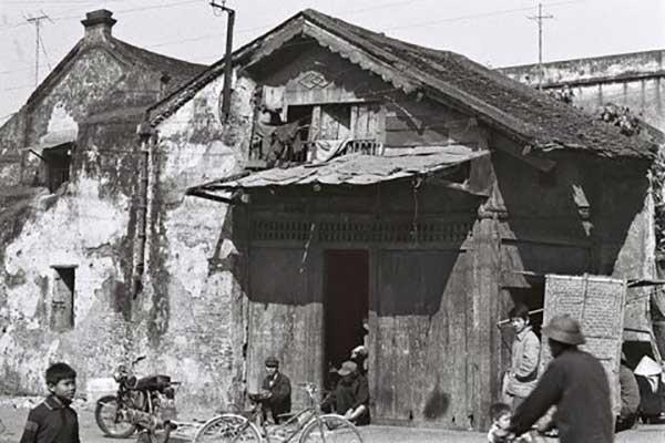 Hà Nội xưa - phố Lương Ngọc Quyên