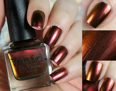 Vapid Lacquer Cosmic Pearls | Cosmos Collection • Part One