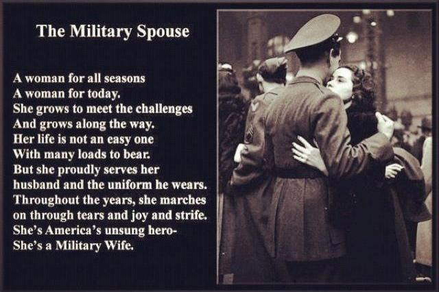 Military Spouse Appreciation Day | Ramblings of a Marine Wife