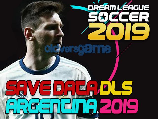 download-save-data-dls-argentina-national-team-2019