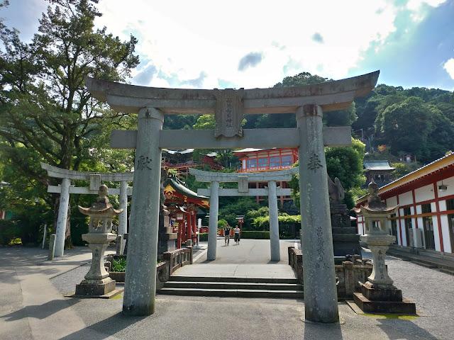 佐賀・祐徳稲荷神社