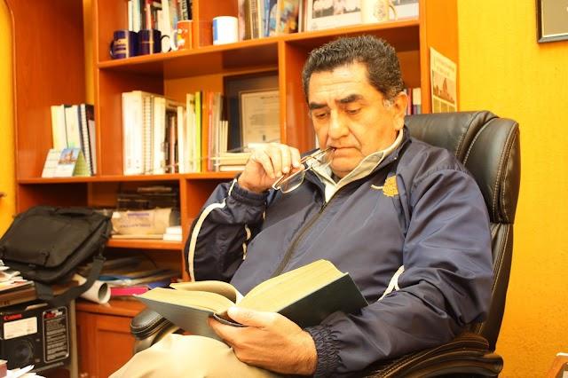 Marco Cortez Navarrete deja la oficina de prensa de la UADY