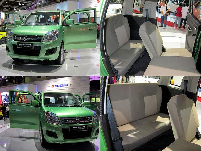 Wagon R 7 Seater New Launch