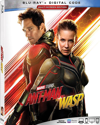 Ant-Man and the Wasp (2018) 1080p BDRip Dual Latino-Inglés [HEVC-10bit](Ciencia Ficción, Aventura)
