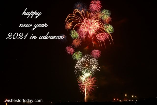 Happy new year 2021 in advance Pictures
