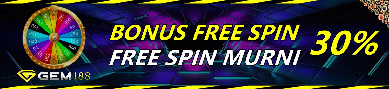 BONUS FREE SPIN