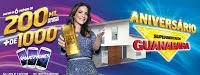 Promoção Supermercados Guanabara Aniversário 2016