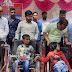 दिव्यांग बच्चों में एलिम्को कानपुर के सहयोग से आवश्यक उपकरणों का वितरण
