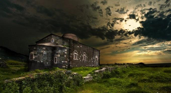 Ναός  Αγ. Νικολάου των Υπερπόντιων Ελλήνων ... Σε ανάμνηση του Αργοναύτη Ιάσονα