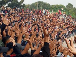 Dibalik Pertandingan Persika VS Lampung Sakti ,Ini ada yang Hebat