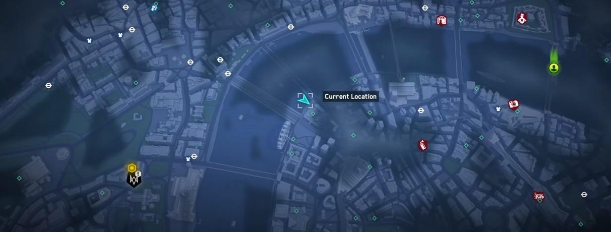 Bonfire from Dark Souls Map
