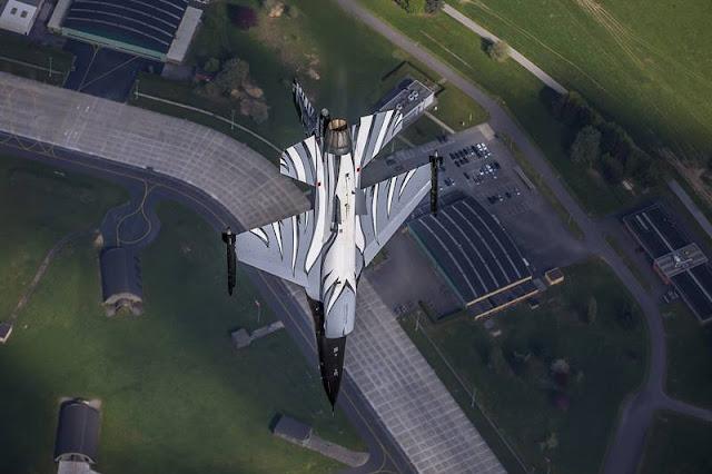 Belgian F-16 Demo 2020 Airshow Schedule