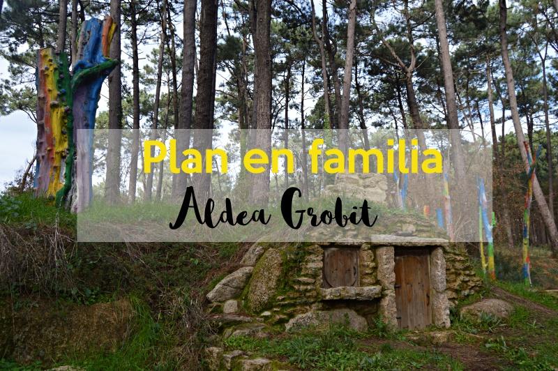 ocio familiar ninos aldea grobit isla de la toja O grove