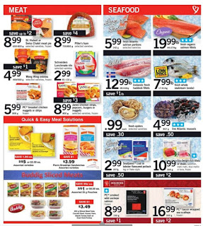 Fortinos Weekly Fayer November 16 - 22, 2017