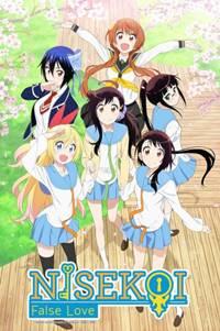 review sinopsis nisekoi indonesia, kelebihan dan kekurangan anime nisekoi