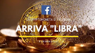 Moneta di Facebook: si chiamerà Libra