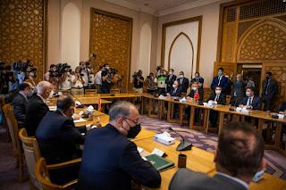 Pejabat Mesir, Turki Atur Ulang Hubungan Kedua Negara