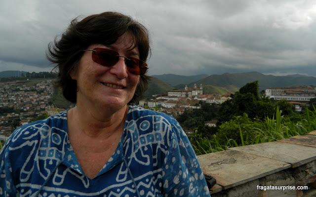 Chegada a Ouro Preto, Minas Gerais