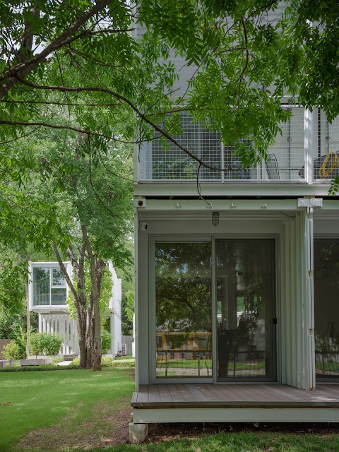 Award-Winning Shipping Container Homes, Oklahoma City 6