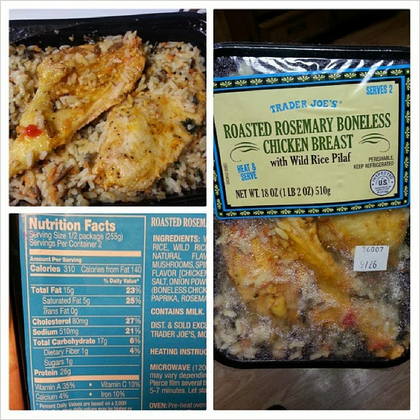 Shannon's Lightening The Load: Trader Joe's Roasted