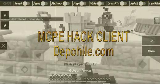 Minecraft PE Ridge v3 Hack Client İndir Süper Cubecraft Hilesi