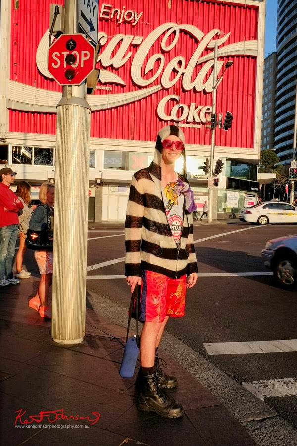 Kings Cross - Coke N Colour - Ruben #KingsCrossFestival and #KingsCrossColour