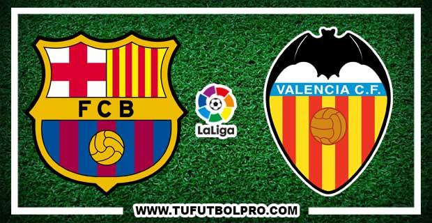 Ver Barcelona vs Valencia EN VIVO Por Internet Hoy 14 de Abril de 2018