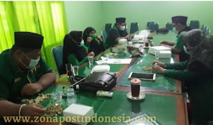 DPC Partai PPP Kabupaten Situbondo, Ikuti Rapat Koordinasi Nasional (Rakornas) PPP DPR RI Secara Virtual