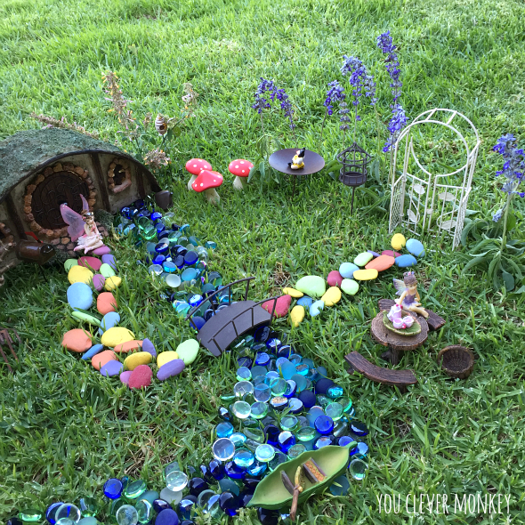Three different handmade rock projects - perfect for play!  Find out how to make your own farm-themed story stones, mix and match people and fairy stones and why allowing our children to play with these things is important for their development | you clever monkey