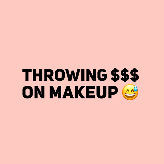 Addicted to buying makeup?