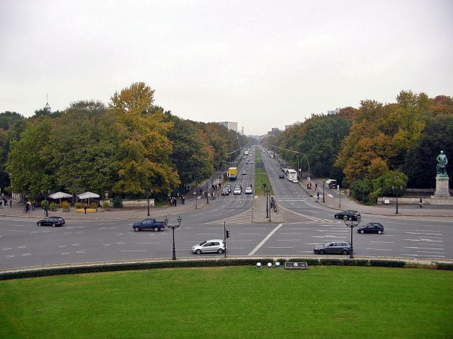 zwiedzanie, Niemcy, ulice, pomniki
