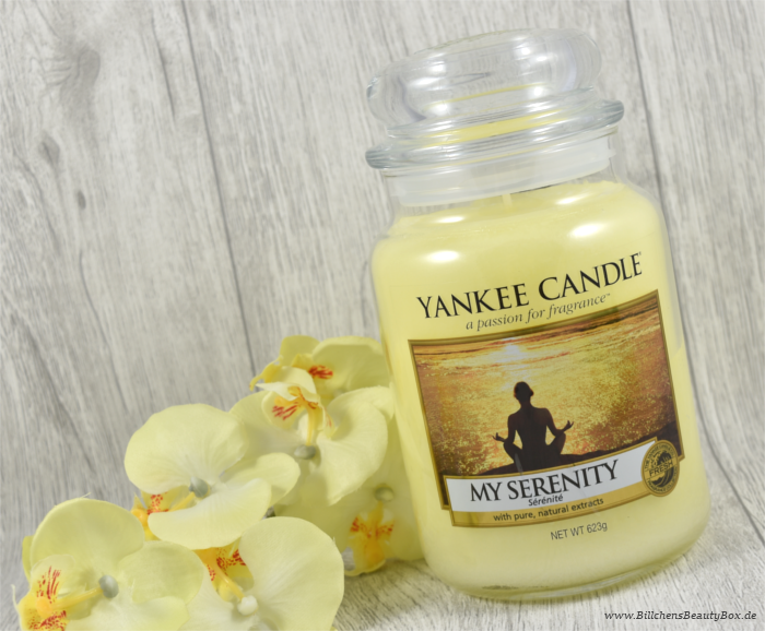 Yankee Candle My Serenity Review