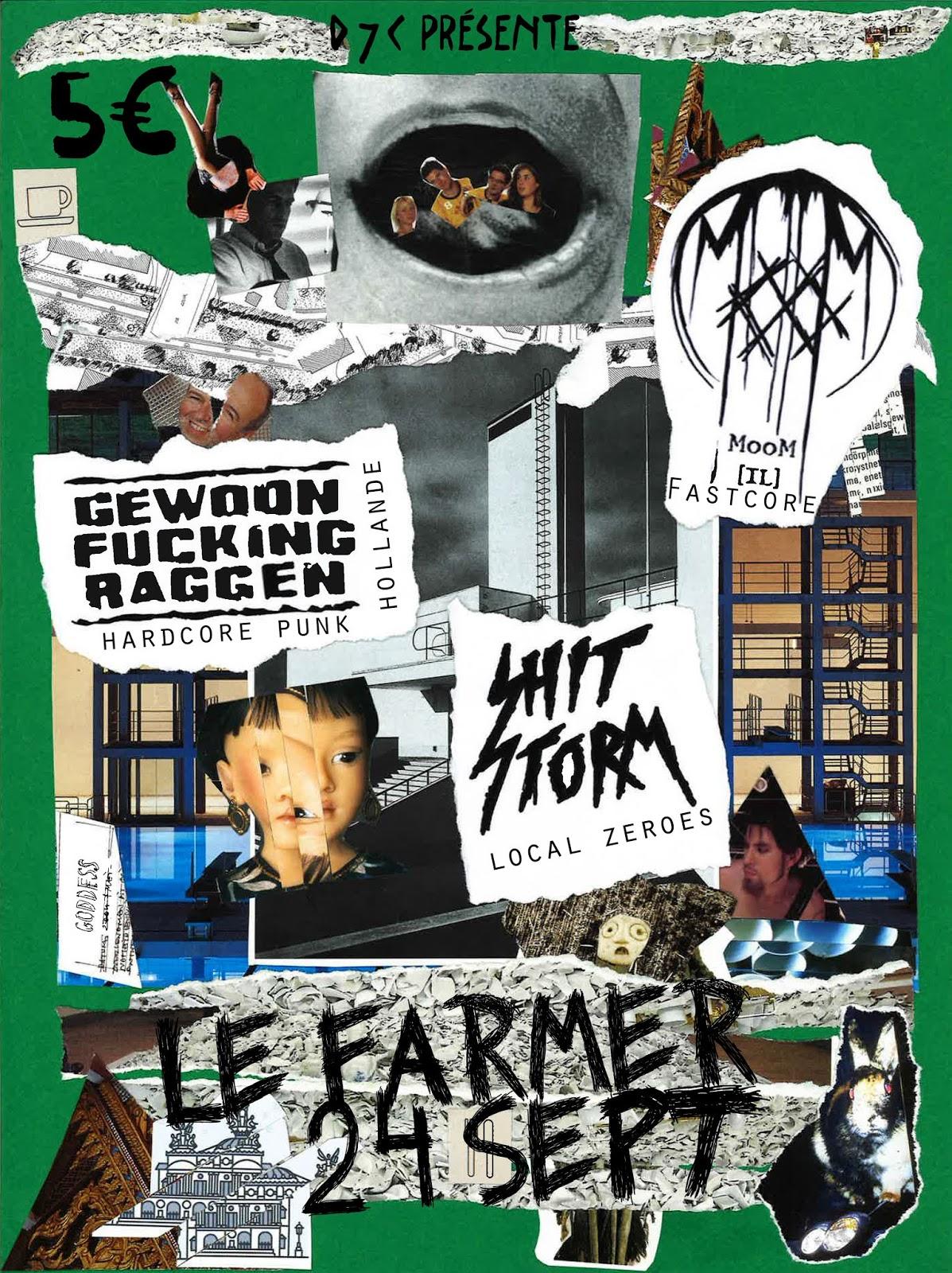MOOM [Lyon - 69] > 24-09-2019
