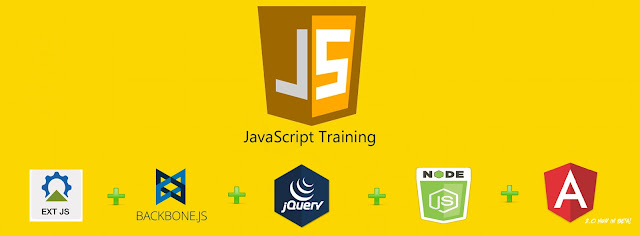 JavaScript with Jquery , Node JS With Express , Angularjs , BackBone Js , Ext Js (Extended JavaScript).